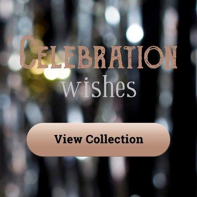 Celebration wishes
