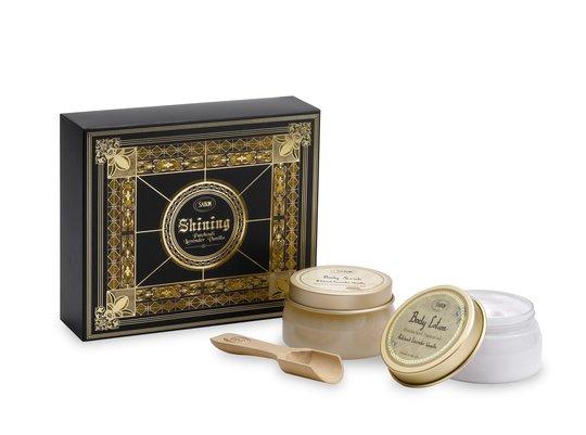 מארז מתנה Shining Patchouli Lavender Vanilla