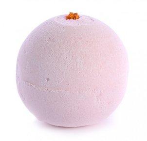 כדור מינרלים לאמבט כדור מינרלים לאמבט שושנים עם פרח