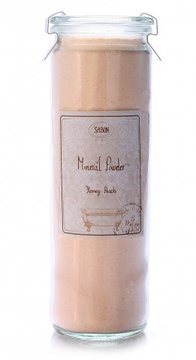 אבקת מינרלים אבקת מינרלים אפרסק דבש