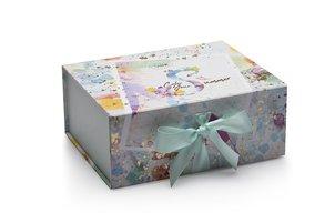 מתנות לאשה קופסא למארז מתנה M קולקציית קיץ