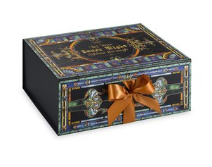 Gift Boxes Gift Box L Shiny Spice