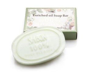 סבון על בסיס שמן דקלים סבון מוצק על בסיס שמן דקלים נענע אשכוליות